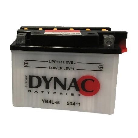 Batería DYNAC YB4L-B (con electrolito)