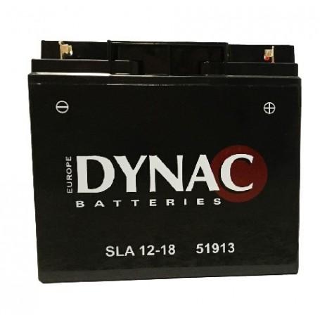 Batería DYNAC YTX12-BS (con electrolito)