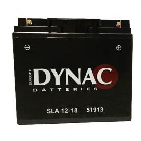 Batería DYNAC YTZ7S (con electrolito)