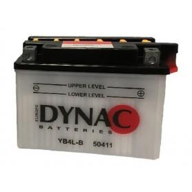 Batería DYNAC YB12AL-A2 (con electrolito)