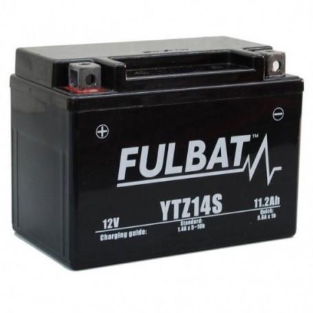 Batería FULBAT YTZ14S (con electrolito)