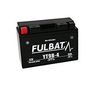 Batería FULBAT YT9B-4 (con electrolito)