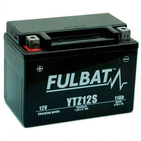 Batería FULBAT YTZ12S (con electrolito)